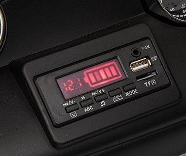 Accu Auto MERCEDES GLC63-AMG 4X4 MP4 Scherm Zwart Metallic 2 Persoons-4